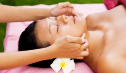 Facial treatment andaman wellness